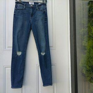 Frame Le Skinny Jean